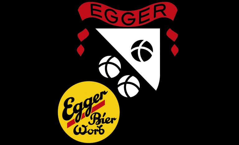 Logo Eggerbier (seit 1863)